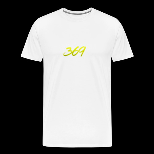 369 Custom Shirts - Men's Premium T-Shirt