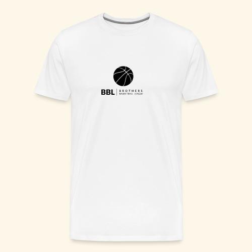 Brothers Basketball design - Men's Premium T-Shirt