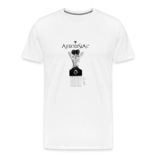 tshirtAfroArtD2 copy - Men's Premium T-Shirt