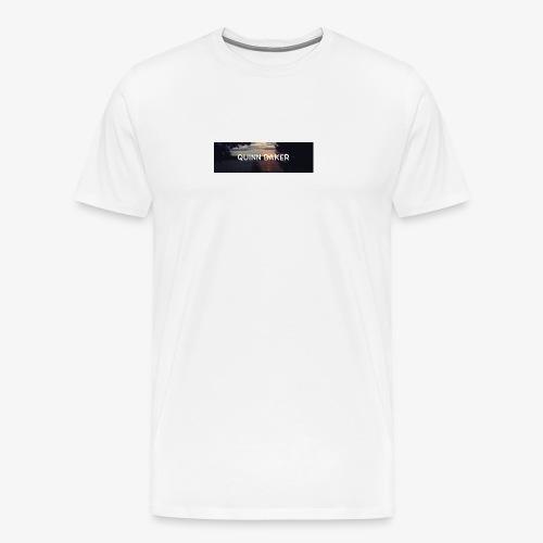 YouTube Intro Design - Men's Premium T-Shirt