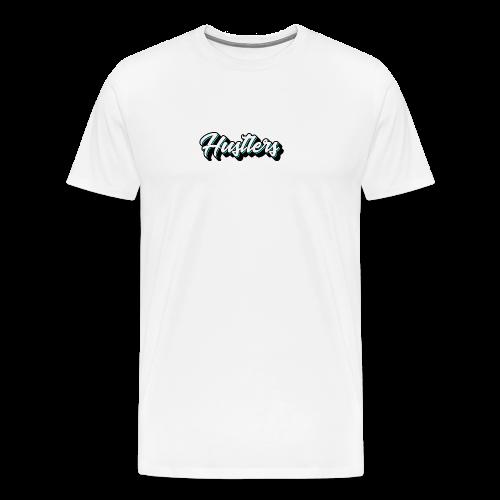 Hustlers Signature Collection - Men's Premium T-Shirt