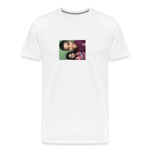 Best sis and bro - Men's Premium T-Shirt