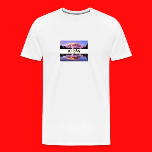 yuhhh - Men's Premium T-Shirt