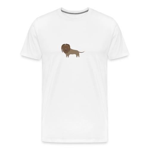 beardy - Men's Premium T-Shirt
