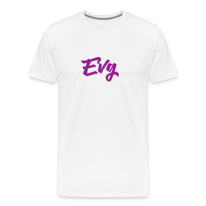 eVG Logo - Men's Premium T-Shirt