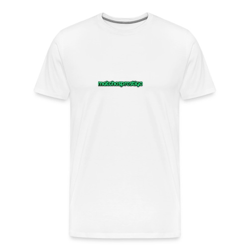 matchesprestige - Men's Premium T-Shirt