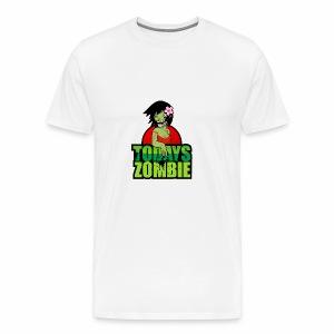 Sexy Zombie | Today's Zombie - Men's Premium T-Shirt