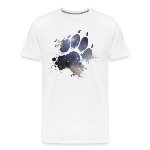 Mark of the Space Wolf - Men's Premium T-Shirt