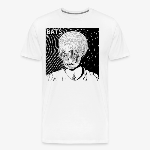 BATS TRUTHLESS DESIGN BY HAMZART - Men's Premium T-Shirt
