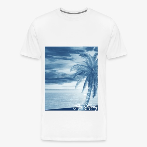 Time Supply - South T-Shirt - Men's Premium T-Shirt