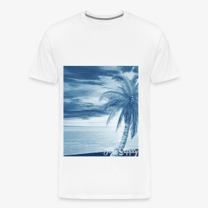 Time Supply - South T-Shirt - T-shirt premium pour hommes