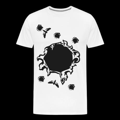 Huge hole - Men's Premium T-Shirt