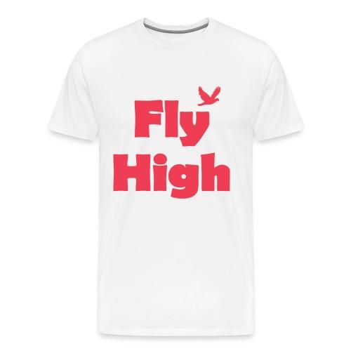 Fly High - Men's Premium T-Shirt