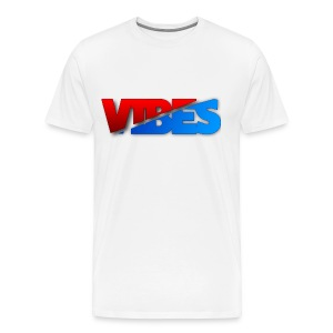 Sick Red And Blue Logo - Men's Premium T-Shirt