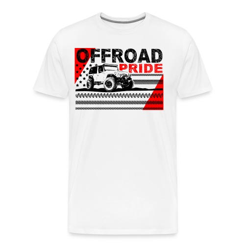 Off-road Pride - Men's Premium T-Shirt