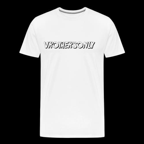 VR BLACK - Men's Premium T-Shirt