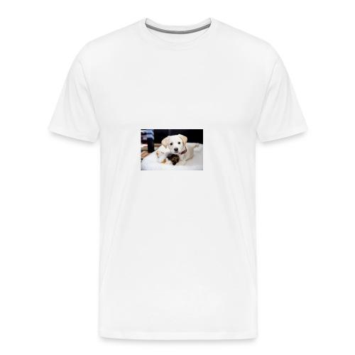 F28E74F4 FA21 476C A4A6 E034923B0079 - Men's Premium T-Shirt