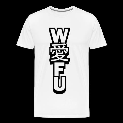 waifu_vertical - Men's Premium T-Shirt