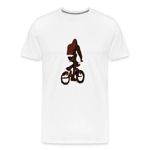 BMX Chill Ride Free T shirt Design for Print - Men's Premium T-Shirt