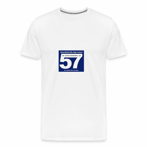 logo bhhs57 60 - Men's Premium T-Shirt