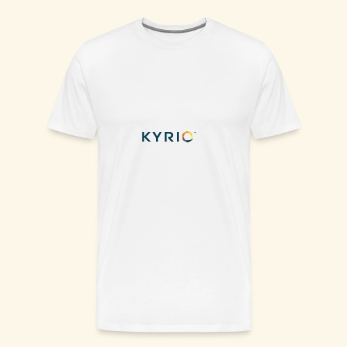 Kyrio cmyk main - Men's Premium T-Shirt