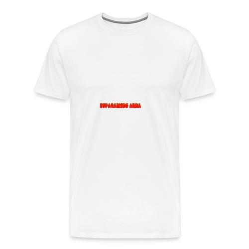 cooltext158870049233790 - Men's Premium T-Shirt