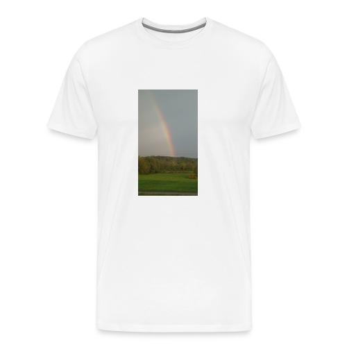 Rainbow in the Mist - Men's Premium T-Shirt