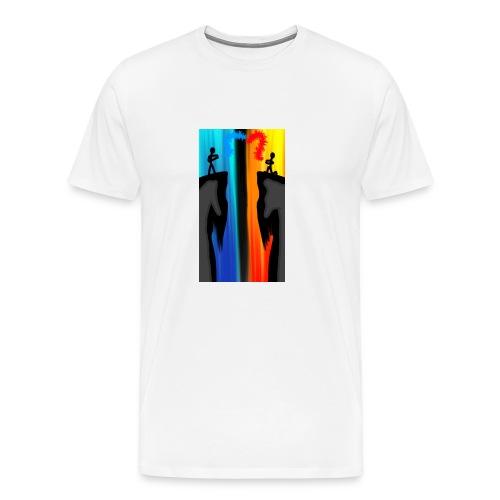Opposite - Men's Premium T-Shirt