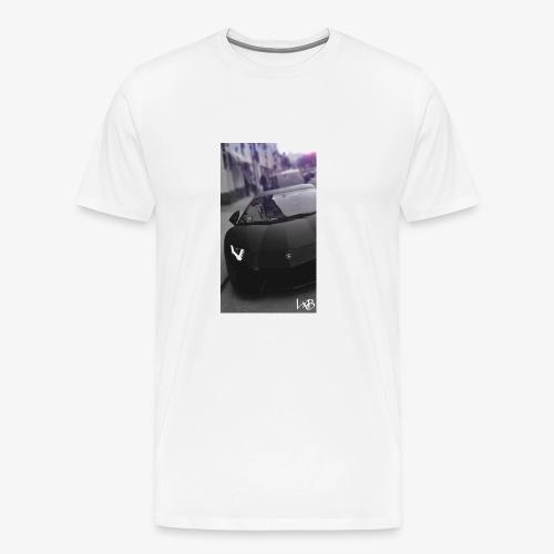 732D31B8 43A3 4295 94F9 1587EE2614AD - Men's Premium T-Shirt