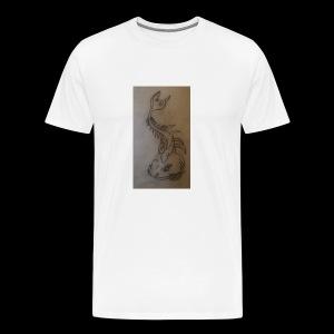 Bone catfish - Men's Premium T-Shirt