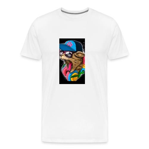1283 - Men's Premium T-Shirt