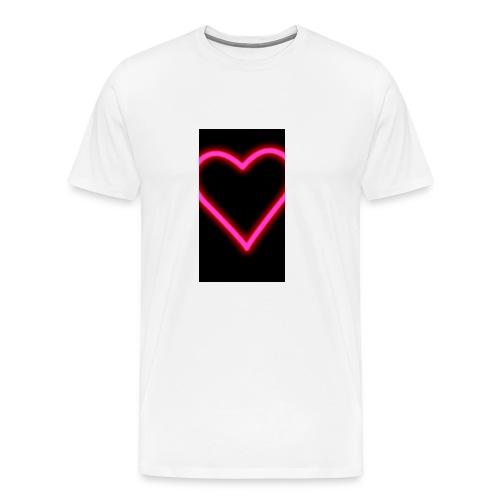 Snapchat 💕 - Men's Premium T-Shirt