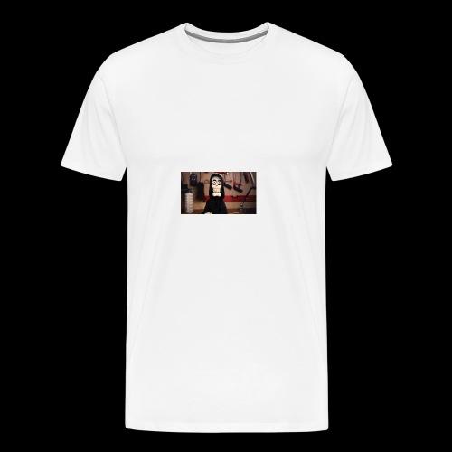 Grim - Men's Premium T-Shirt