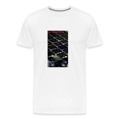 Dj SmooVy D - Men's Premium T-Shirt