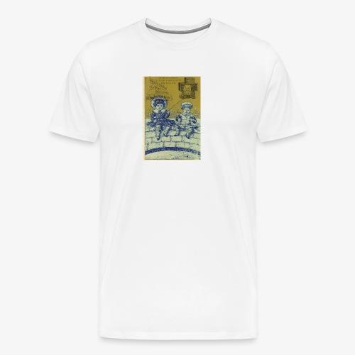 Vintage Ad T-Shirt - Men's Premium T-Shirt