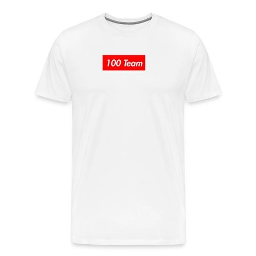 100 Team - Men's Premium T-Shirt