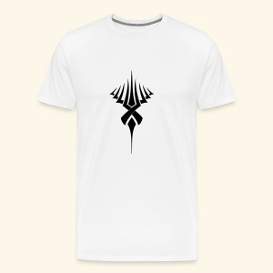 Tribal Logo - Men's Premium T-Shirt