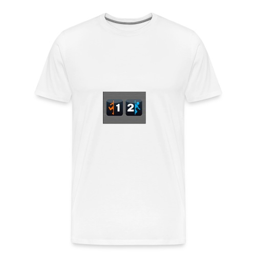 portal hd icons by nidrax da6uprv - Men's Premium T-Shirt