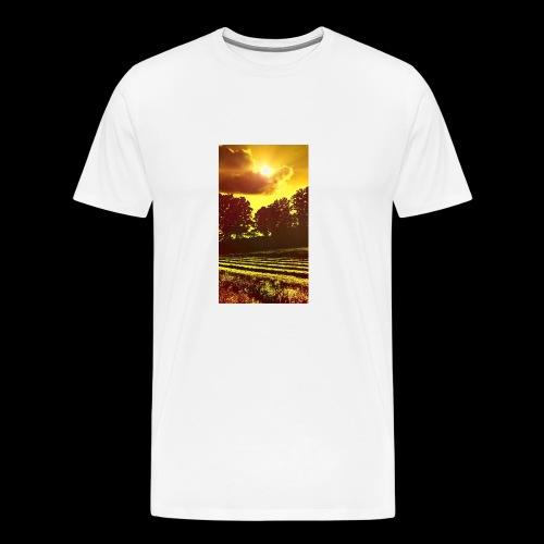 Sunset Paradise - Men's Premium T-Shirt