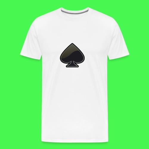 spade-304399_640 - Men's Premium T-Shirt