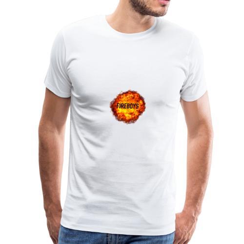 Original fireboys merch - Men's Premium T-Shirt