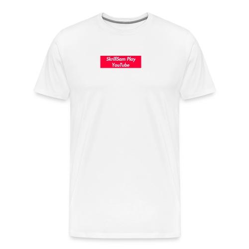 supreme box logo Cloths - Men's Premium T-Shirt