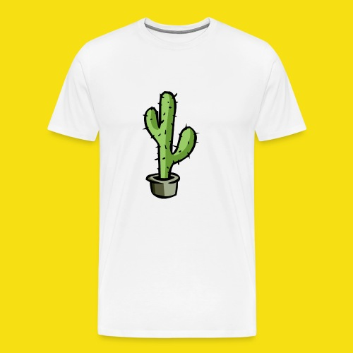 Prickly Cactus - Men's Premium T-Shirt