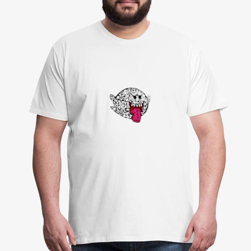 boo mario diseno camisetas - Men's Premium T-Shirt