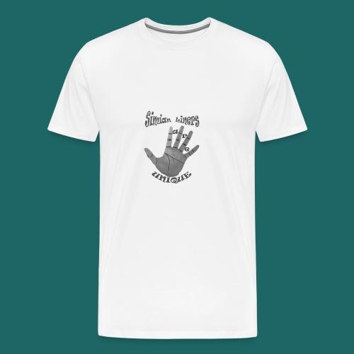 Simian Liners - Men's Premium T-Shirt