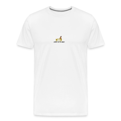 Married To The Money - Men's Premium T-Shirt