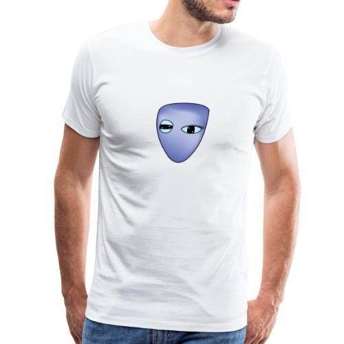 Purple Raelien - Men's Premium T-Shirt