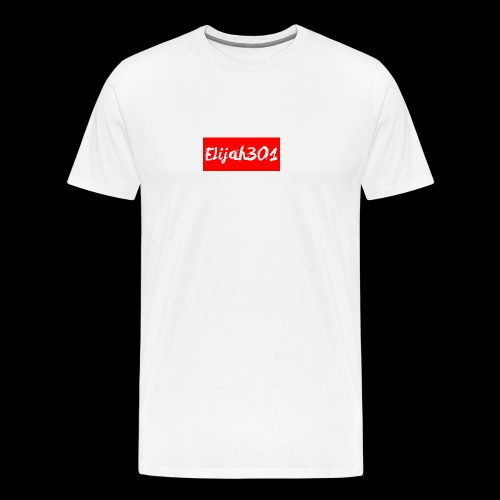 Elijah301DesignRED - Men's Premium T-Shirt