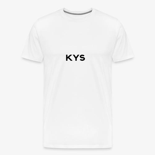 KYS - ClassA - Men's Premium T-Shirt