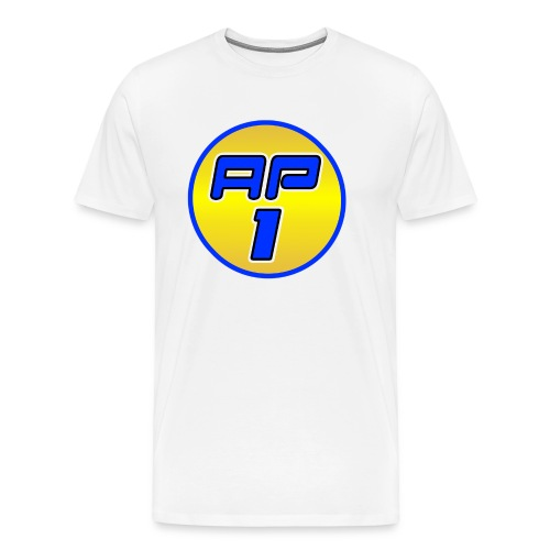 AP1 Logo! - Men's Premium T-Shirt